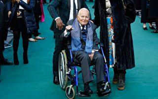 主演《魔戒》老哈比人 88歲伊恩·霍姆病逝