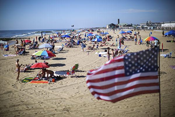 今夏部分澤西海灘入場費上漲