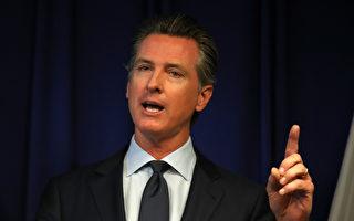 纽森签字 加州全面邮寄选票成法律引质疑
