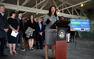 旧金山本财政年度  预算赤字削减近2.5亿美元