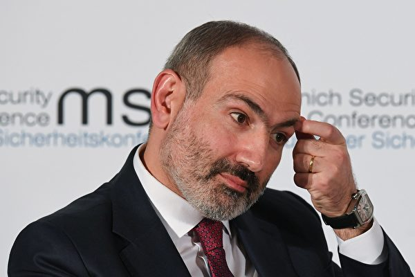 【最新疫情6‧1】亞美尼亞總理全家染疫