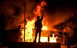 非裔之死騷亂升級 明尼阿波利斯7警察辭職