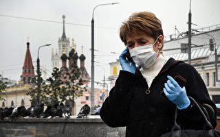 组图:莫斯科解封 寂静街道渐出现人气
