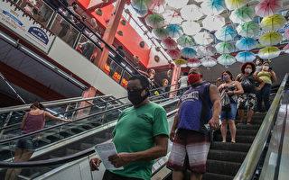 組圖:巴西確診數超過百萬 成南美重災區