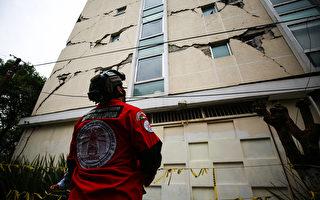 組圖:墨西哥強震 美洲各國發布海嘯警報