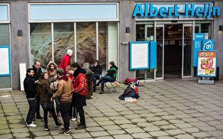 荷蘭連鎖超市Albert Heijn提價明顯