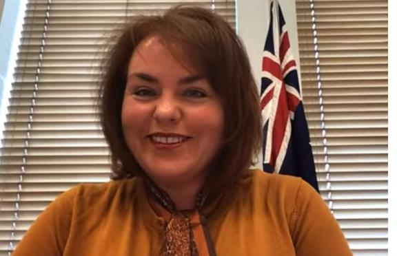 参议员:疫情后 澳大利亚人更加认清中共