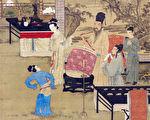 【中國禮儀文化】見面禮儀之叉手禮