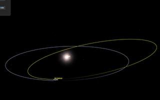 """""""潜在危险""""小行星周三将掠过地球"""