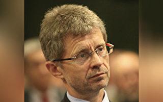捷克學者:參院議長訪台 表達不受中共威脅