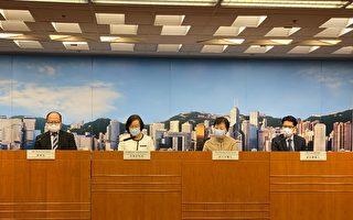 香港现社区群组感染 港府推最新防疫规定