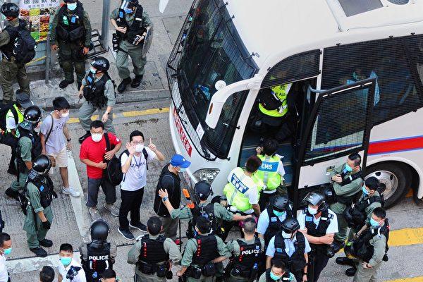 港版國安法九大混亂 中共自簽死亡證