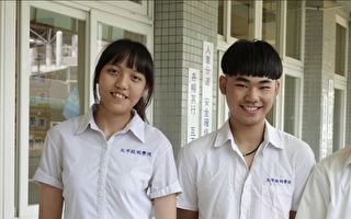 近30年校內首位考取台大 啟明學校視障生上榜
