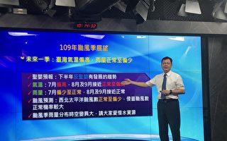 73年新高 5、6月均温达28.2℃