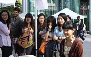新政策影響留學生 華人家長仍支持