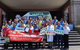 扶轮社捐赠视力检查巡回车 嘉惠竹县偏乡居民