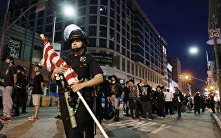 罔顾宵禁令 成千上万抗议者现美城市街头