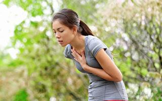 肺癌出現症狀往往為時已晚,如何揪出早期肺癌?(Shutterstock)