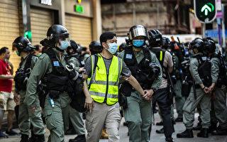 抗议国安法 港人:夺回香港 做好战斗准备