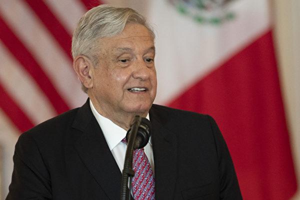 墨西哥总统染疫两周后康复