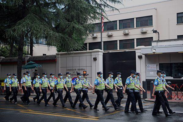 【独家】驻华使领馆被中共视为敌对势力