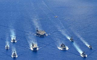 澳大利亚舰队南海遇中共海军 曾一度对峙