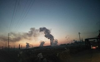 河北省普阳钢铁有限公司勾结当地政府,强抢东柏林村279户村民1200多亩土地。(受访人提供)