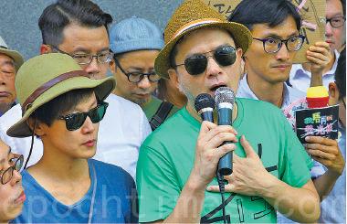 黃耀明何韻詩籲建黃色演藝圈 對抗港版國安法