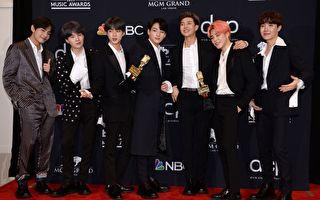 BTS正规四辑 获韩国与美国2020上半年销量冠军