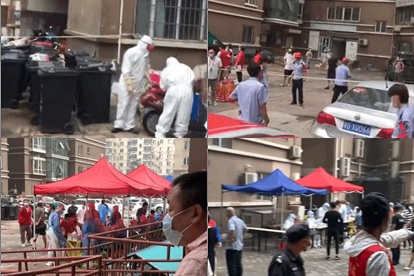 中国新一波疫情蔓延到6省 北京最大小区中招