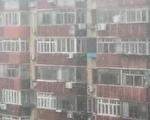 7月28日,北京东城区下雪,网民则指当天是庚子年六月初八,六月飞雪,有大冤情。(视频截图)