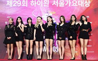 TWICE迷你九辑热销逾56万张 女团最高销量纪录