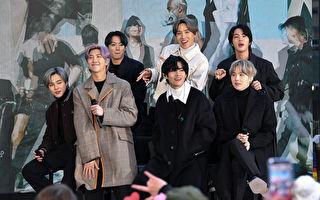 BTS盼在疫情中带来活力 8月21日发行英文单曲