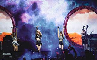 BLACKPINK新歌7天2亿观看 创YouTube MV纪录