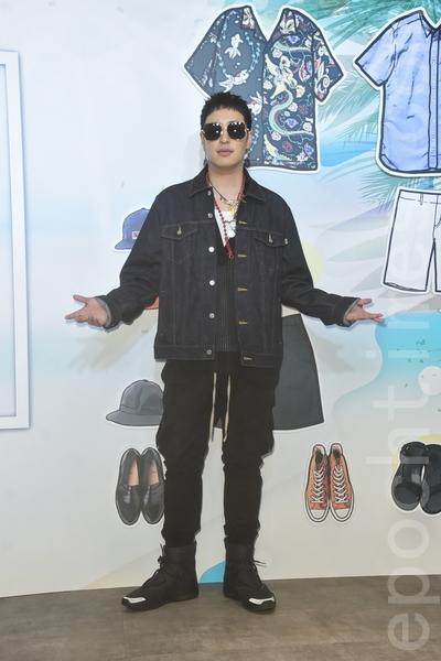 """潘玮柏""""Mr. R&Beats节奏先生""""新 专辑记者会"""