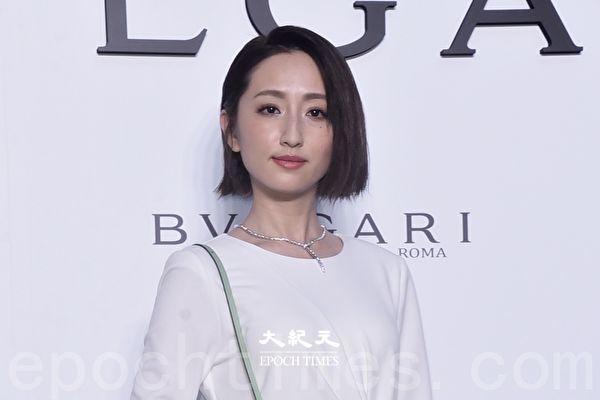 柯佳嬿新剧月中开拍 结婚3年暂无生育计划