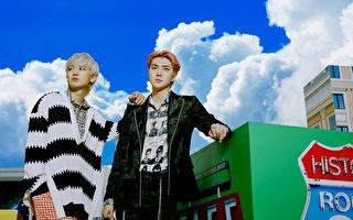 EXO-SC正规专辑一周热销逾28万张 单周榜夺冠