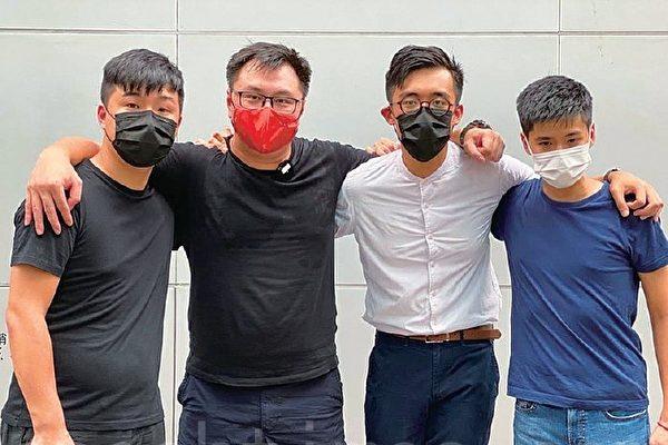 港警又抓人 两区议员王百羽、李轩朗被捕