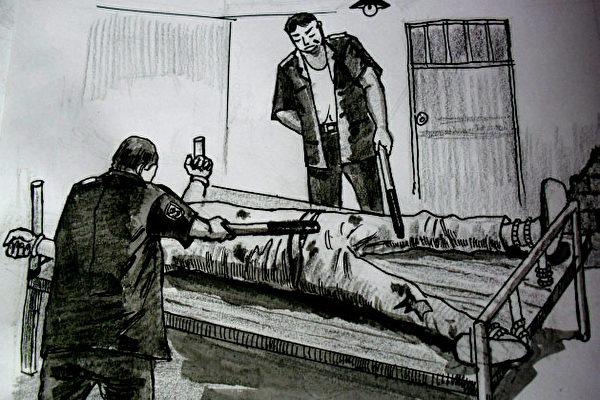 11年冤狱致残 法轮功学员姜全德再被绑架