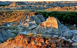加拿大的侏羅紀世界──亞省恐龍公園
