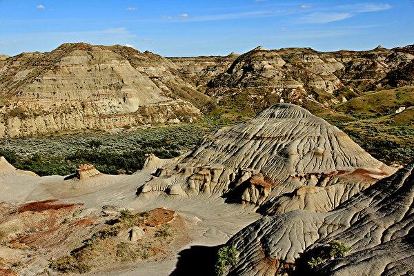 加拿大亞省恐龍公園,恐龍谷荒野,Alberta Provincial Park, Alberta travel