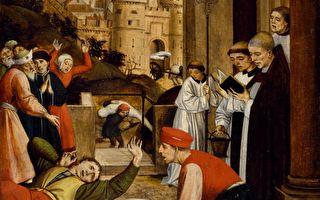 绘画中的瘟疫——罪与罚的故事(四)