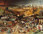 繪畫中的瘟疫——罪與罰的故事(五)