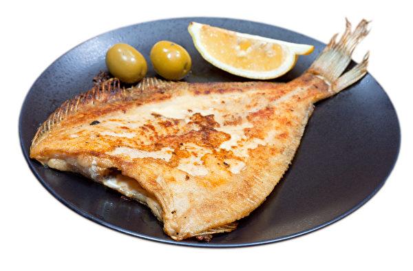 shutterstock, 鰈魚