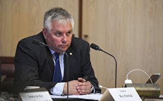 澳议员将提案 促政府认定中共犯种族灭绝罪