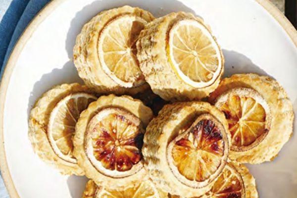 【蔬食烘焙】家人也爱不释手的柠檬司康