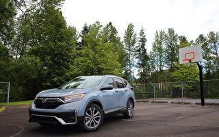 車評:簡潔新面貌 2020 Honda CR-V Touring