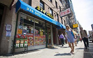 紐約三分之一小企業或不再重新營業