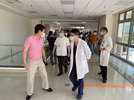 牙醫夜間急診,在立委劉建國向衛福部爭取下 7/3日在成大雲林分院啟動試辦計畫。