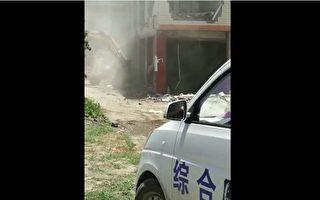 十年遭遇二次强拆 四川夫妻财产被哄抢